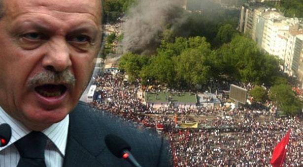 Erdoğan'a Gezi döneminde,'darbeye destek'le suçladığı ülke kucak açmış
