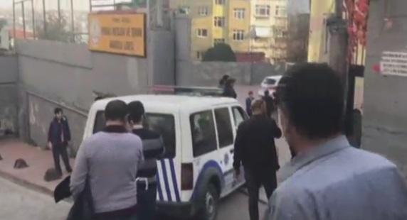 İstanbul'da bir lise öğrencisi okulun penceresinden atlayarak hayatına son verdi