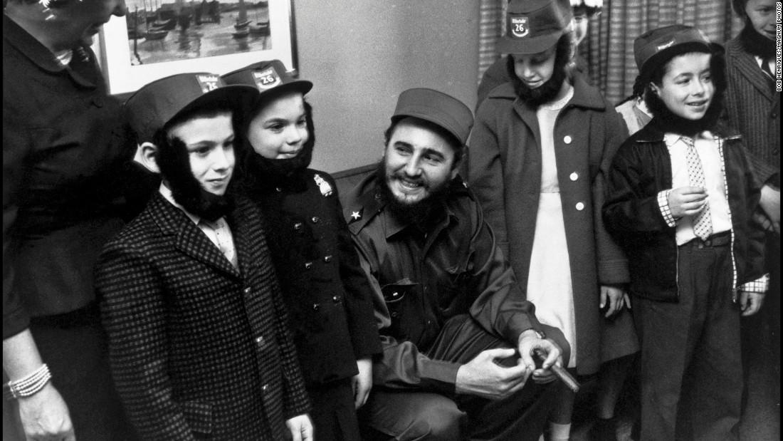 Hafıza-i Beşer | Fidel Alejandro Castro Ruz