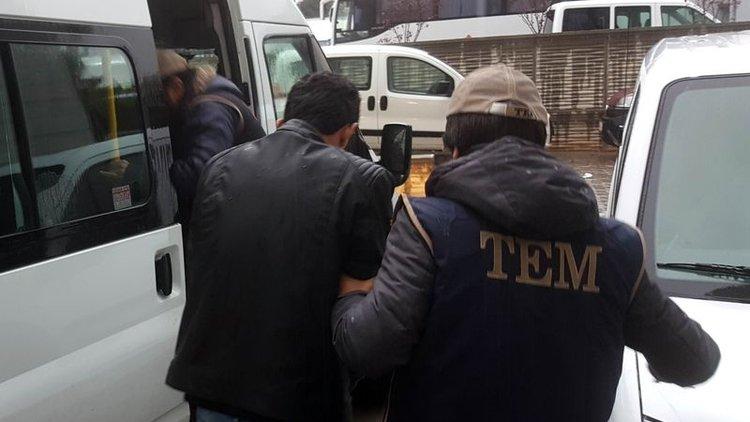 İstanbul'da IŞİD operasyonu: 16'sı yabancı 20 kişi gözaltına alındı