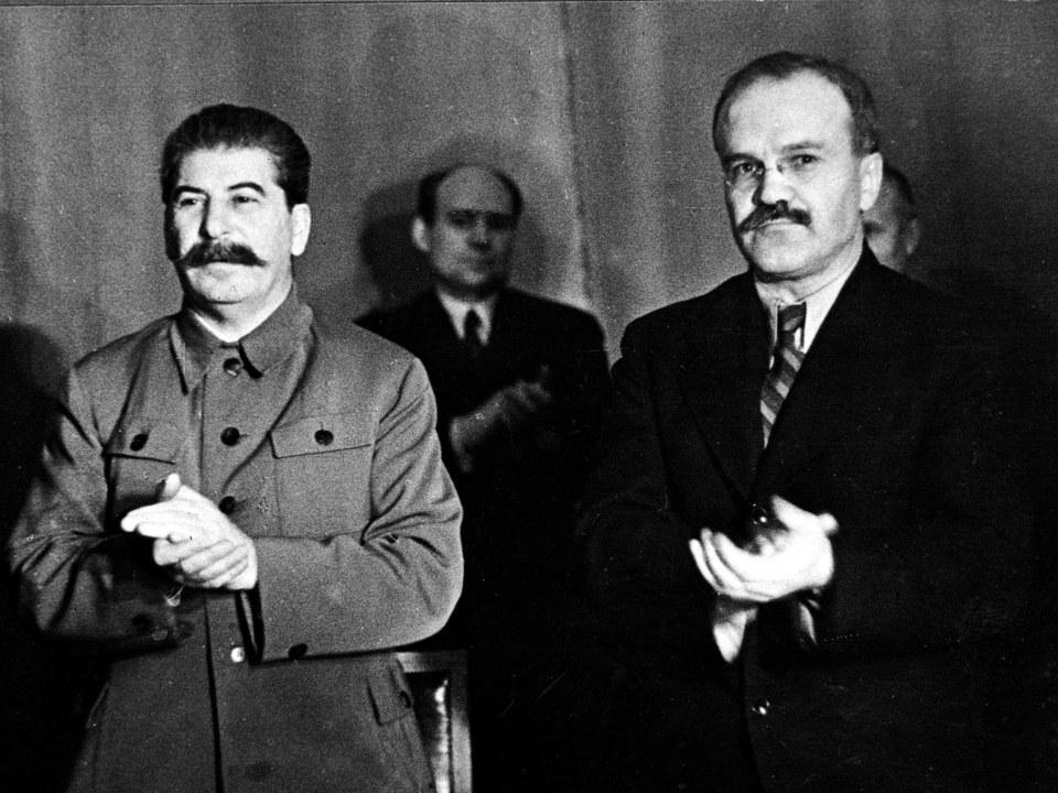 Hafıza-i Beşer | Stalin'in sağ kolu kıdemli Bolşevik: Molotov