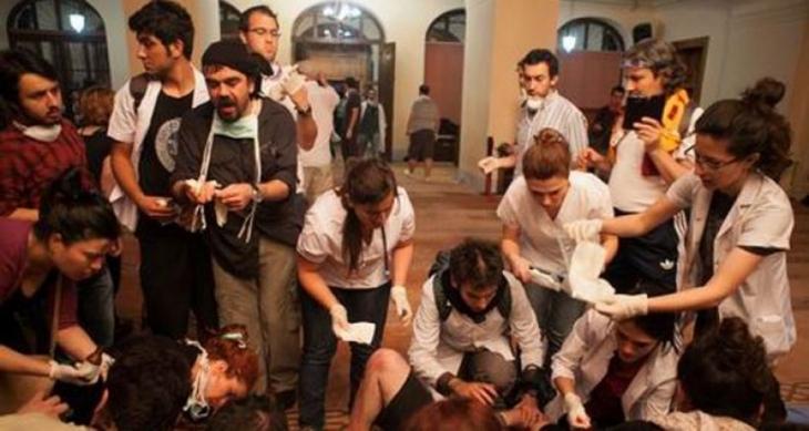 Sağlık Bakanlığı'nın doktorlara açtığı 'Gezi' davası reddedildi