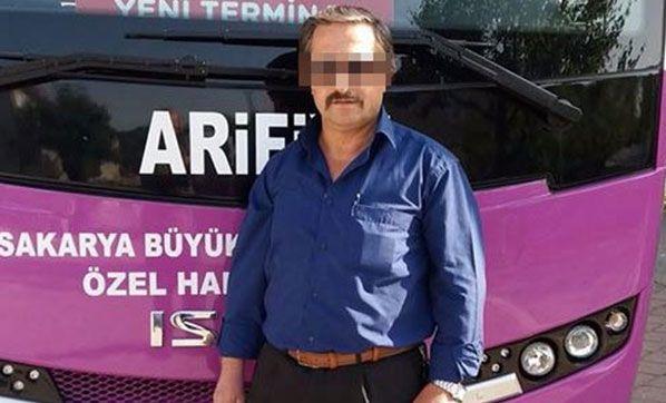 Halk otobüsü sürücüsü, cinsel istismardan tutuklandı