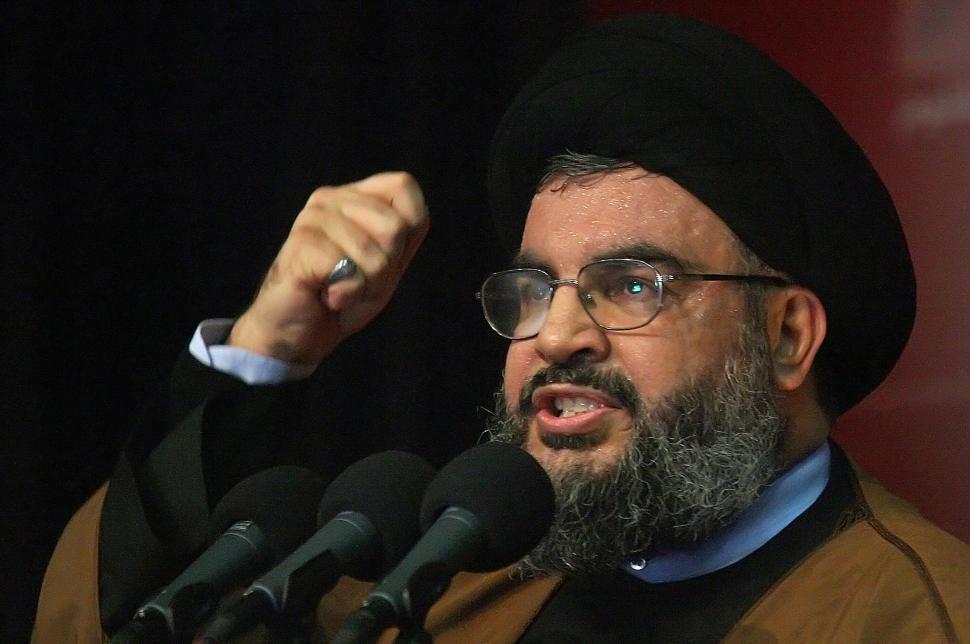 Nasrallah: Hariri'nin istifasının arkasında Suudi Arabistan var