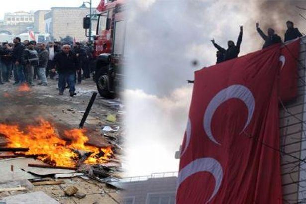 HDP'nin Kayseri il binasına saldıranlar salıverildi!