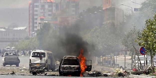 Kabil'de televizyon binasına saldırı