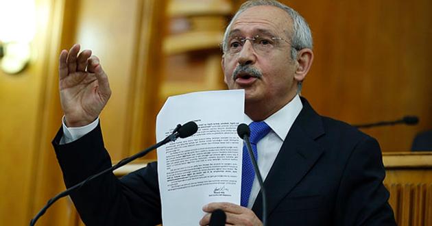 Kılıçdaroğlu'nun açıkladığı belgeler bu hafta yayımlanacak