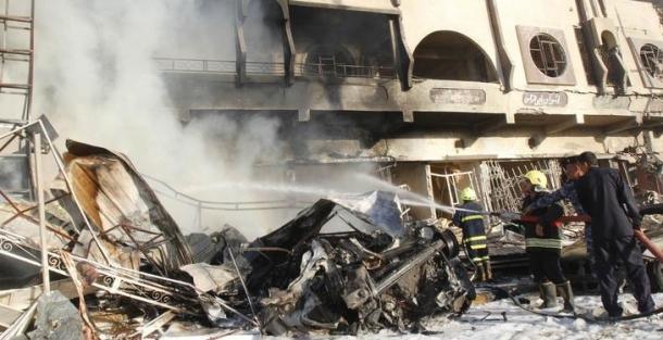 Kerkük'te intihar saldırısı: Ölü ve yaralılar var