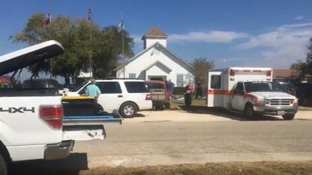 Teksas'ta kiliseye saldırı: Çok sayıda kişi hayatını kaybetti