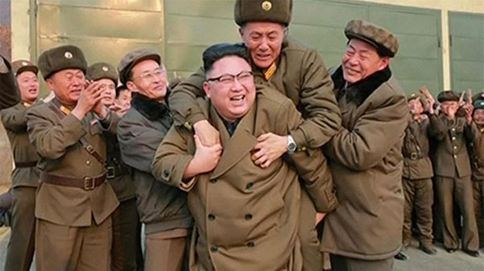 Pentagon'dan KDHC'ye'karadan işgal' tehdidi