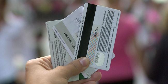 Kredi kartı ve banka kartı kullanan kişi sayısı açıklandı