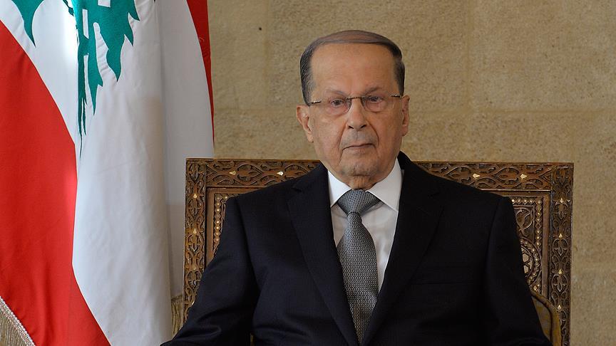 Lübnan Cumhurbaşkanı'ndan Hariri açıklaması: Suudi Arabistan'da gözaltında