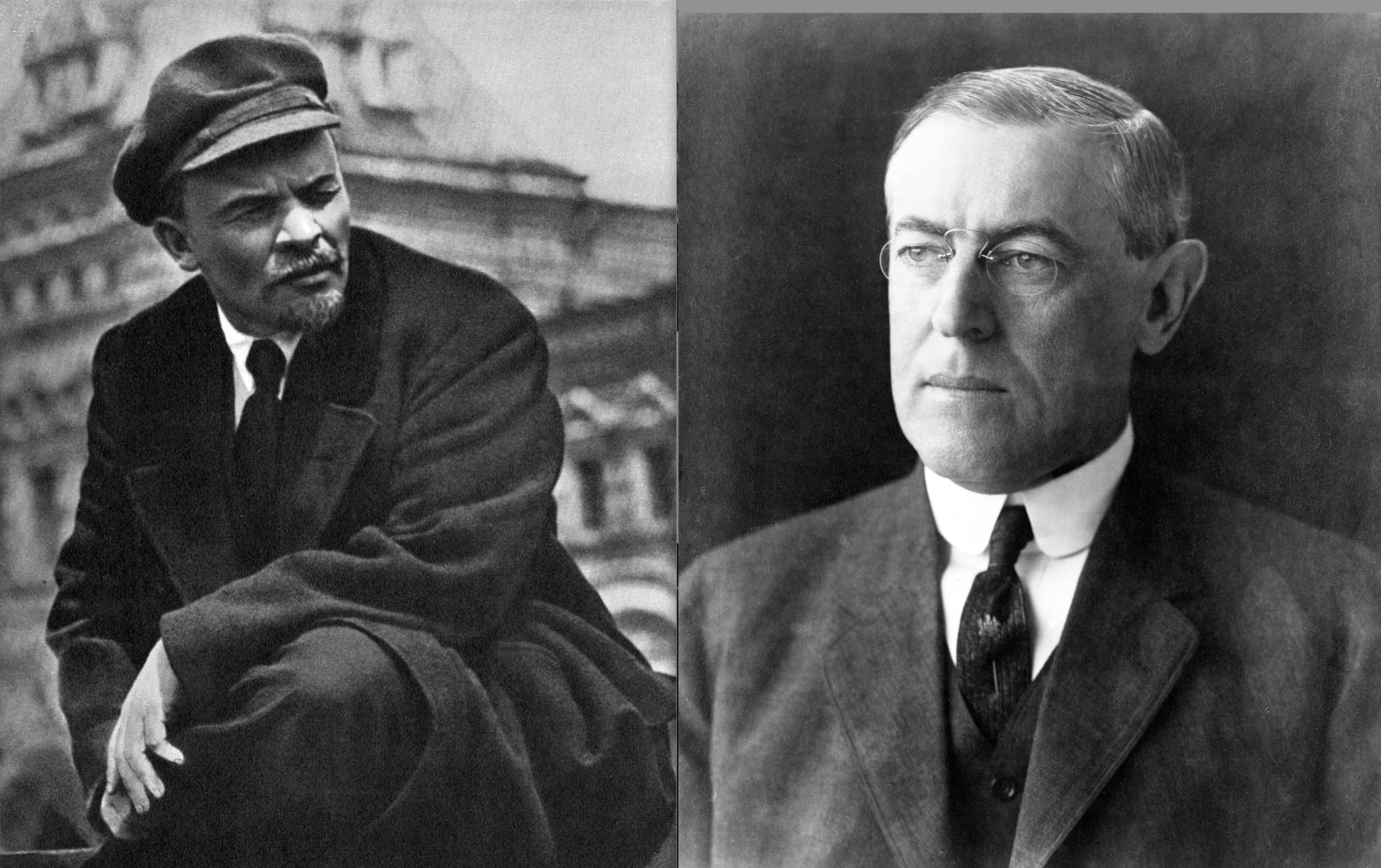 Lenin'e karşı Wilson