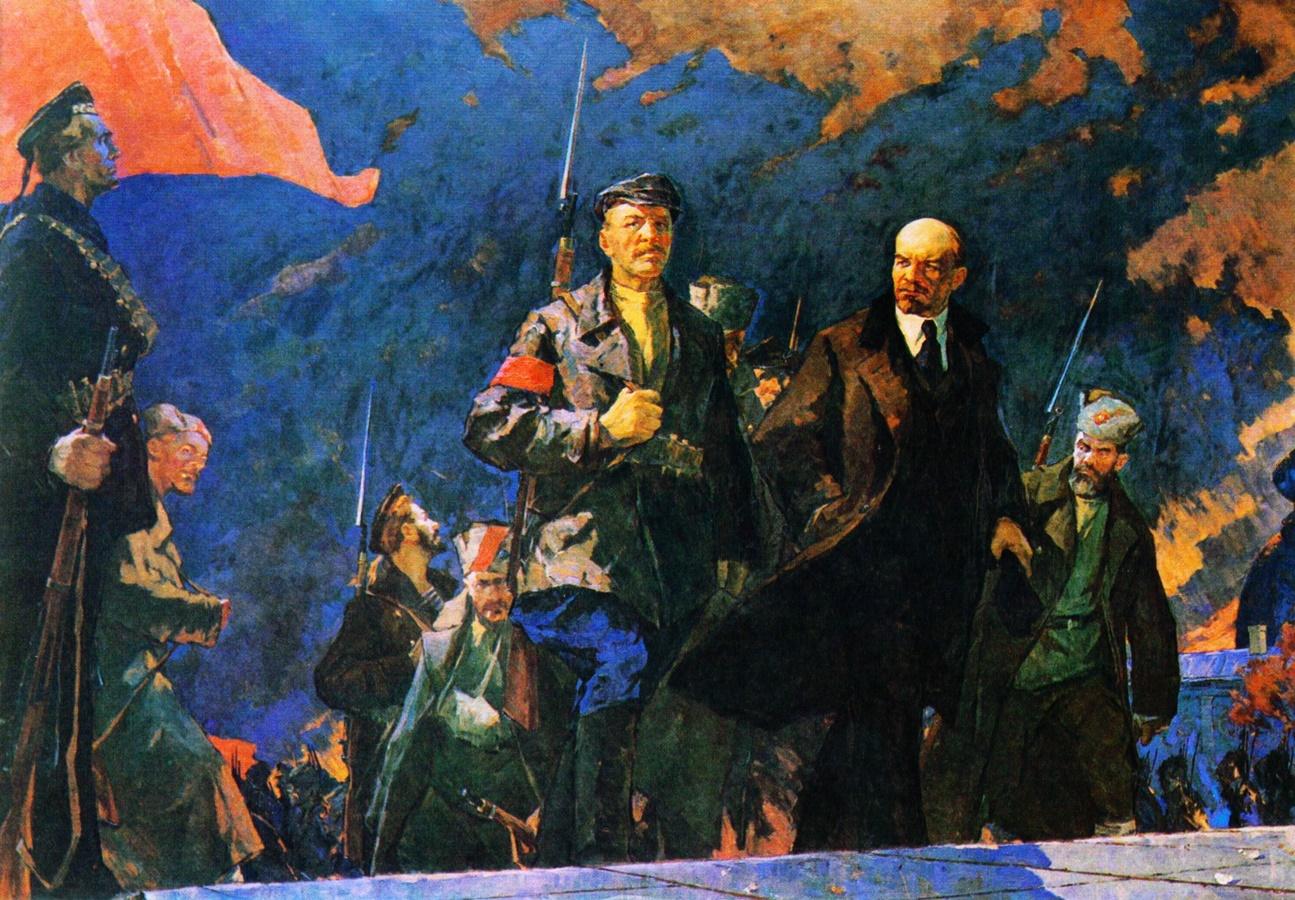 Ekim Devrimi'nden bugüne yansıyanlar