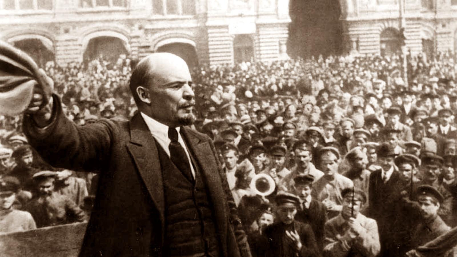 Ekim Devrimi'nin güncelliği