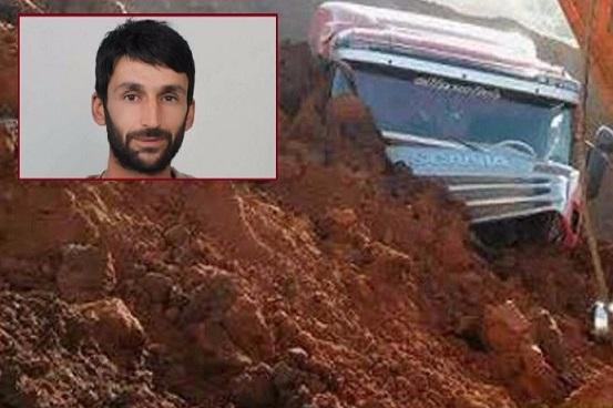 Maden ocağında göçük: 33 yaşındaki işçi hayatını kaybetti