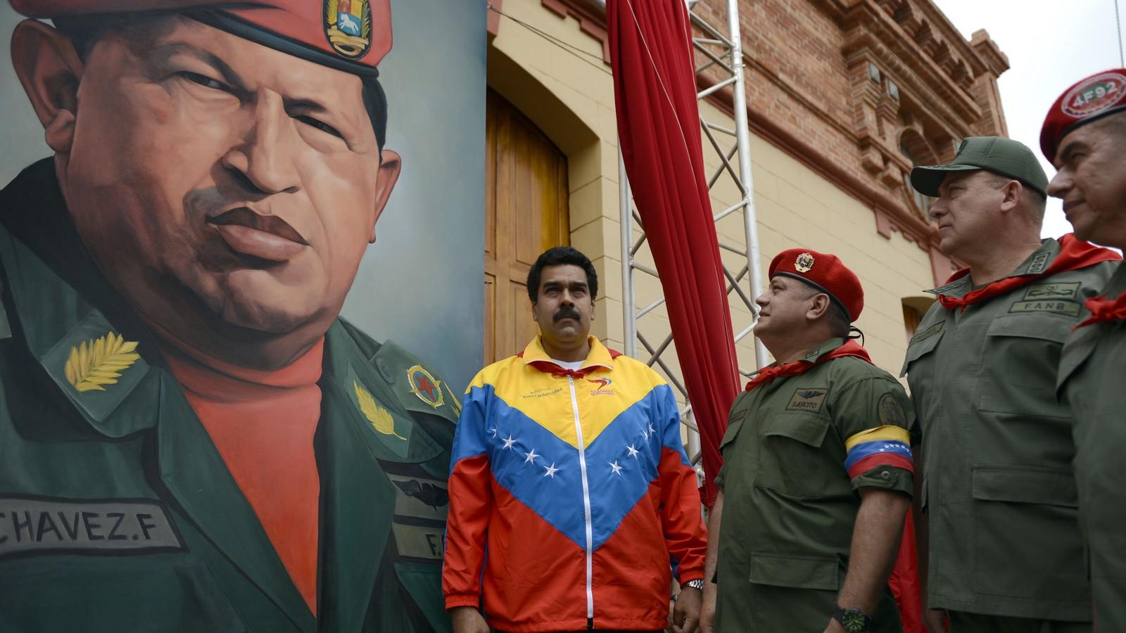 Emperyalizm Venezuela'yı kıskaca alıyor: ABD'den sonra AB'den de yaptırım
