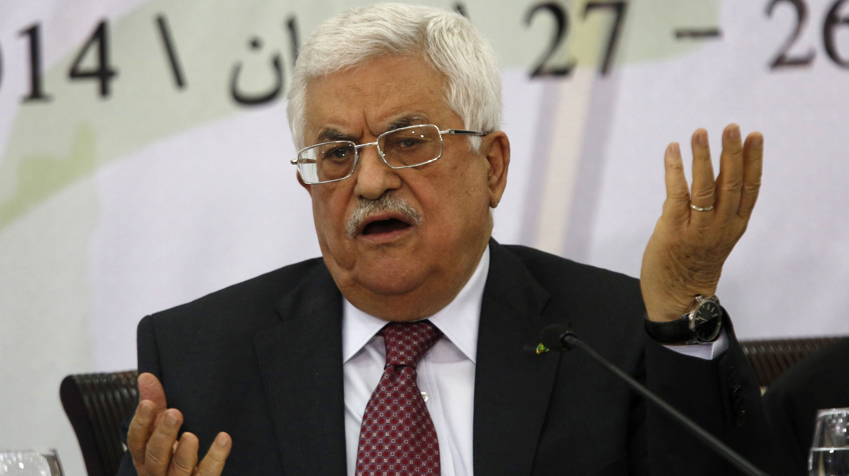Mahmud Abbas, Kral Selman'la görüşecek