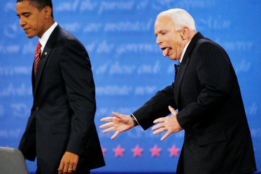 McCain'den provokatif İran açıklaması
