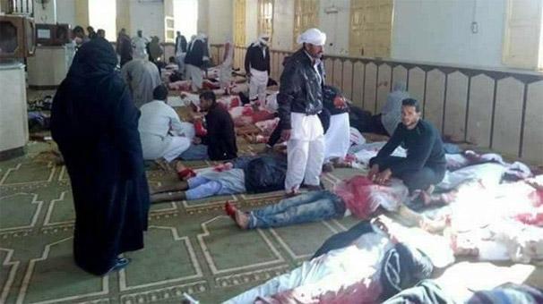 Mısır ordusundan 235 kişinin öldürüldüğü saldırıya dair açıklama