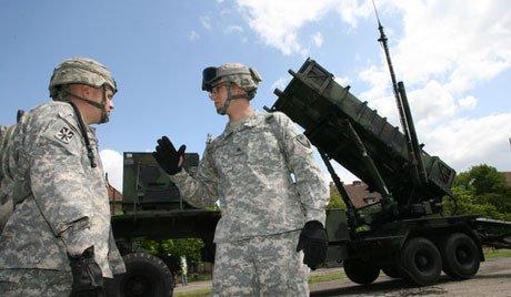Romanya, ABD'den Patriot füze savunma sistemi alıyor