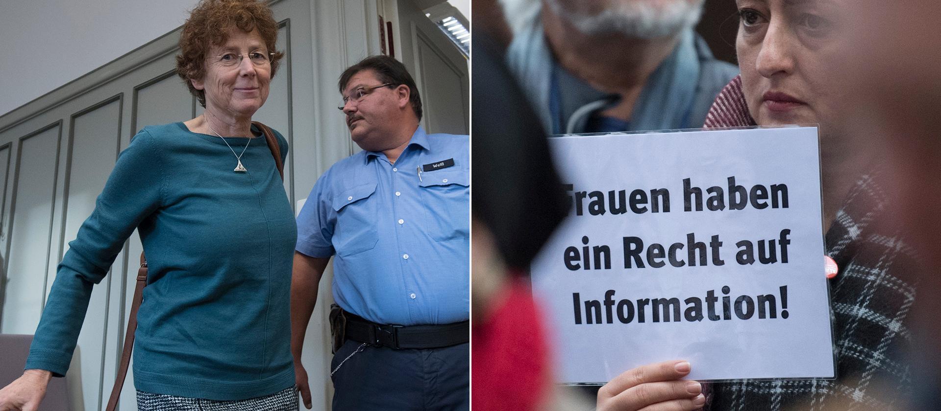 Almanya'da bir jinekoloğa kürtaj videosu sebebiyle ceza verildi