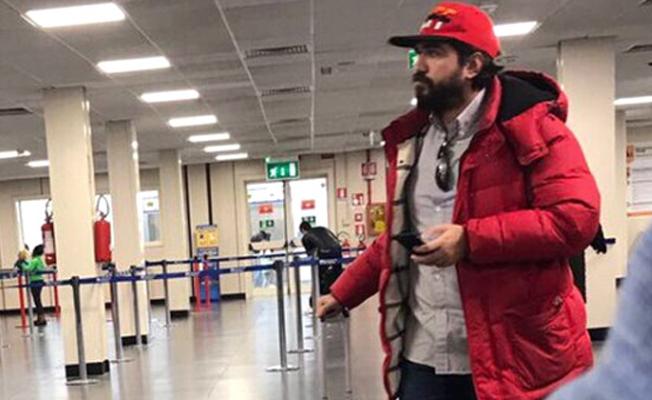 ROK İtalya'ya mı kaçıyor? Havalimanında görüntülendi