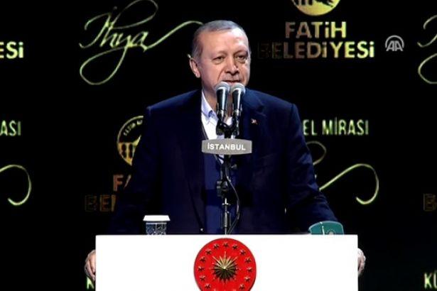 Erdoğan bildiğiniz gibi: Dikey yapılaşmaya izin vermeyin
