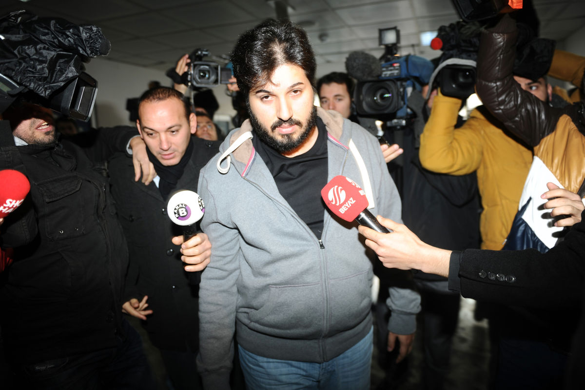 AKP'de Sarraf krizi: Gidişine göz yummak ihanet