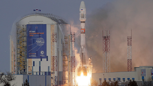Rusya fırlattığı uyduyla irtibatı kaybetti