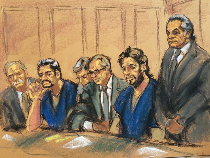 Sarraf'ın itiraflarında 3. gün sona erdi