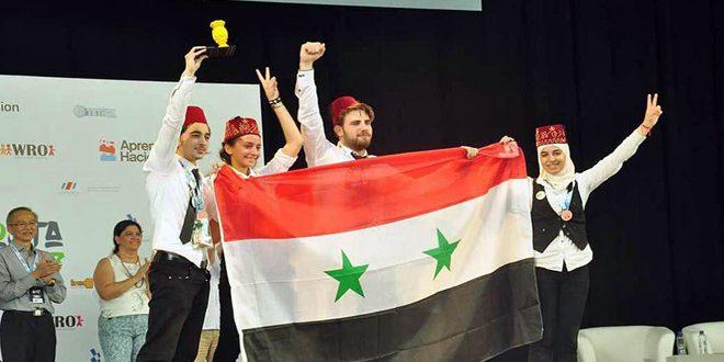 Emperyalist işgale direnen Suriye'den olimpiyat zaferi