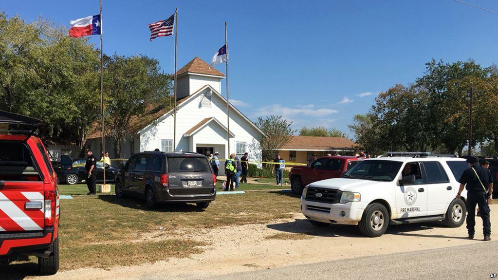 Kiliseyi basıp onlarca kişiyi öldüren saldırganın ABD Hava Kuvvetleri'nden atıldığı ortaya çıktı