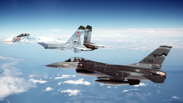 Rusya: Sınırlarımıza yaklaşan ABD uçağına önleme yaptık
