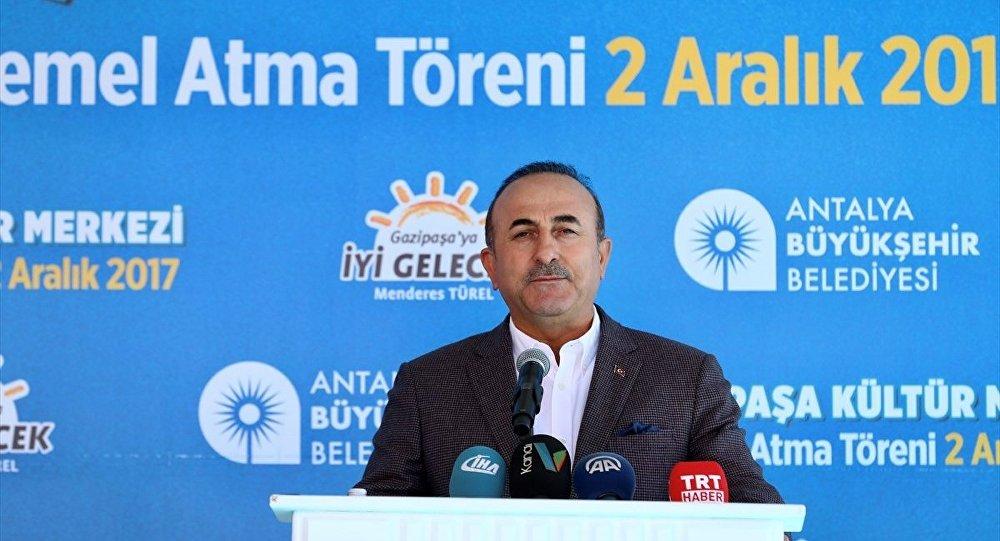 Mevlüt Çavuşoğlu: FETÖ, ABD'nin tüm kurumlarına sızmıştır
