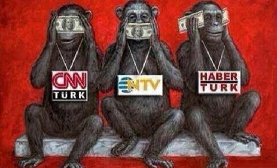 'Man Adası' belgeleri paylaşılırken Habertürk, NTV ve CNN Türk yayını kesti
