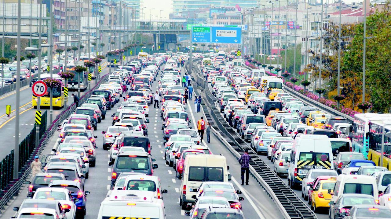 Türkiye'den 10 şehir trafikte dünya sıralamasına girdi