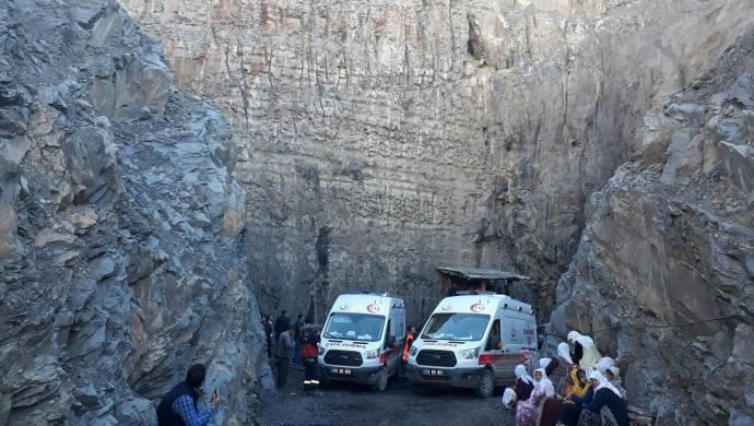 Şırnak'ta kömür ocağında grizu patlaması: İşçiler mahsur