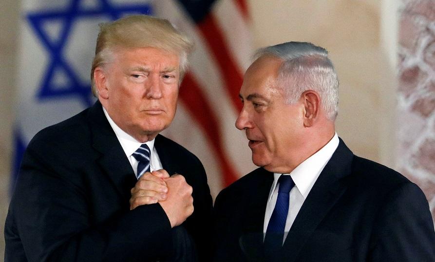 Trump : ABD'nin İsrail Büyükelçiliği'ni Kudüs'e taşıyacağız