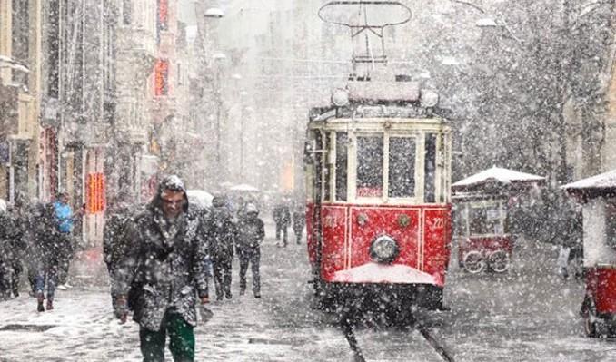 Meteoroloji Genel Müdürlüğü İstanbul için tarih verdi