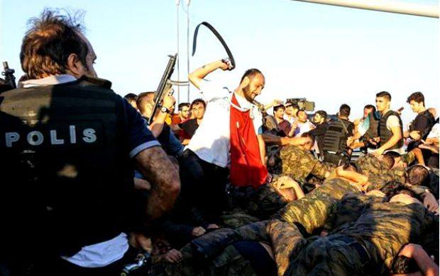 AKP'ye karşı(!) girişimleri bastıracak AKP'li sivillere herhangi bir cezai yaptırım uygulanmayacak