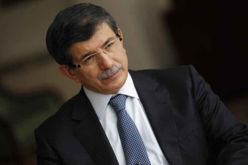 Davutoğlu'ndan Sarraf açıklaması: Bu yanlışın hesap verilme makamı New York değil Ankara'dır