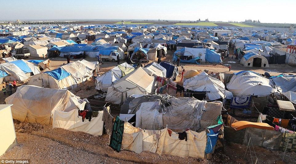 Rusya: ABD, sığınmacı kampında