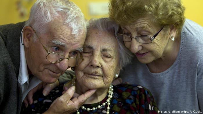 Avrupalı en yaşlı insan hayatını kaybetti