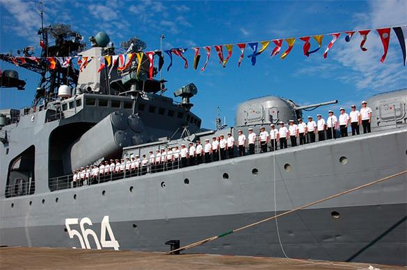 Rusya, Suriye'nin Tartus şehrindeki deniz üssünü yeniden inşa edecek