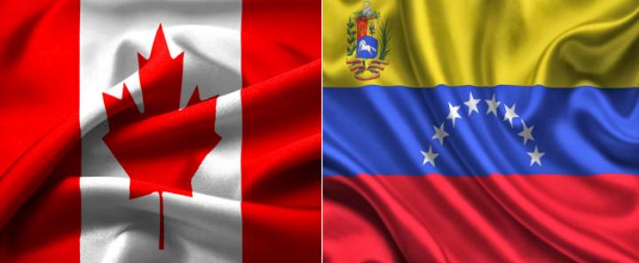 Kanada'dan Venezuela'ya diplomatik misilleme