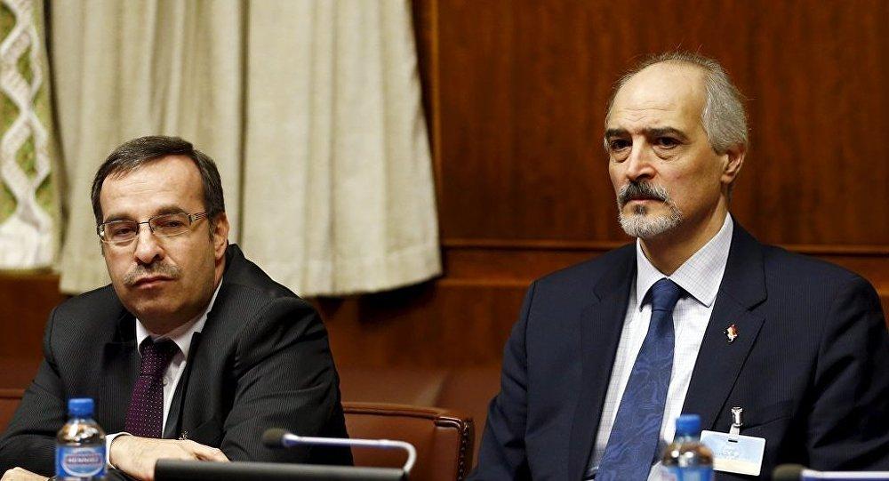 BM temsilcisi: Cenevre görüşmeleri başarısızlıkla sonuçlandı