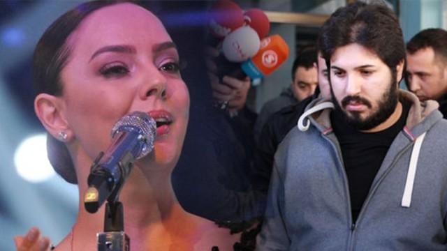 Ebru Gündeş Sarraf için AKP'yi uyarmış: Eşimin gidişi sıradan bir olay değil