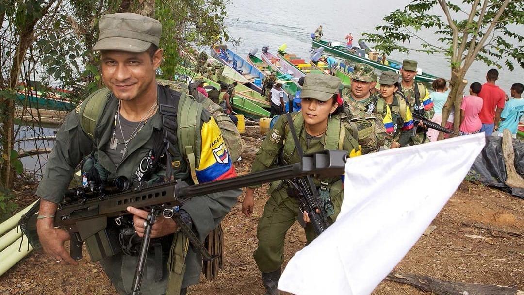 Kolombiya Devrimci Silahlı Güçleri (FARC) davaları çözüme kavuştu