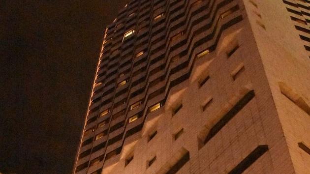 Borçları nedeniyle bunalımda olan genç, otelin 28'inci katından atlayarak intihar etti